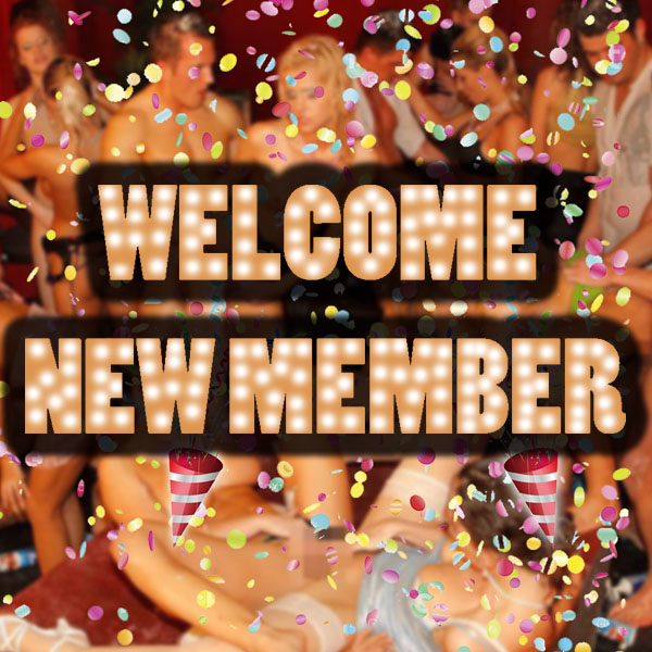 WELCOME NEW MEMBER 新人さん割引きデー